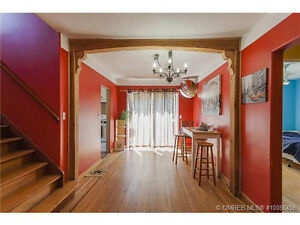 2bdrms in a Furnished Downtown 4 bdrm House