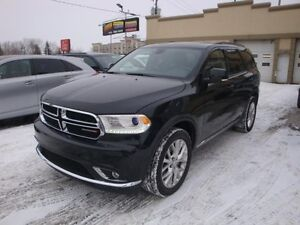 Dodge Durango Limited 2016 Limited-AWD-Cuir-Toit-7Pass a vendre