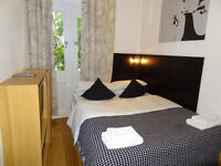 Bloomsbury – Pretty Studio in Central London *