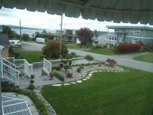WHITE ROCK FURNISHED HOME OCEAN VIEW