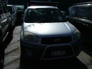 2000 Toyota RAV4 ACA21R Edge (4x4) 4 Speed Automatic 4x4 Wagon Coburg North Moreland Area Preview