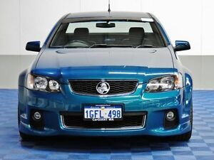 2013 Holden Commodore VE II MY12.5 SS Z-Series Pacific Blue 6 Speed Manual Utility Morley Bayswater Area Preview