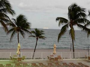 Gorgeous 1 Bdr. Waterfront Condo Apartment in Hollywood, Florida