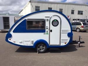 NEW 2019 T@B 320-S TEAR DROP CAMPER TRAILERS