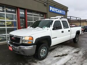 2006 GMC Sierra 2500 SL | WE'LL BUY YOUR VEHICLE!