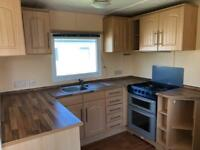 Double Glazed & Heated, 3 bed static caravan sited at Skipsea, near Hornsea