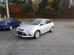 2014 Ford Focus SE AS LOW AS $41 WEEKLY OAC REDUCED REDUCED!