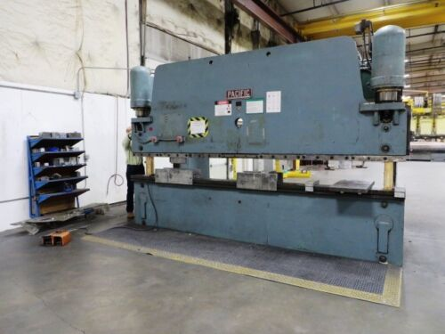 PACIFIC 200 TON PRESS BRAKE