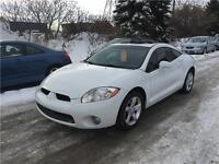 2008 Mitsubishi Eclipse GS, Safety & ETEST for On or QC INCL.