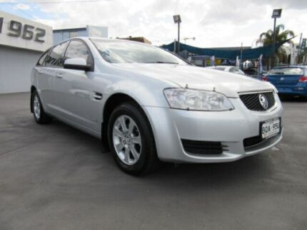 2011 Holden Commodore VE II Omega Silver 6 Speed Automatic Sportswagon Clyde Parramatta Area Preview
