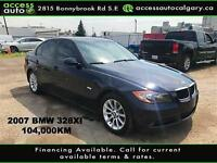 2007 BMW 3 Series 328xi AWD 101,000km Calgary Alberta Preview