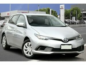 2016 Toyota Corolla ZRE182R Ascent S-CVT Silver Pearl 7 Speed Constant Variable Hatchback Adelaide CBD Adelaide City Preview