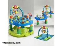 Evenflo Exersaucer 3 in 1 Activity Center