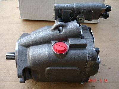 Eaton 420 Series Hydraulic Pump Motor P/N ADU062L08AA 10A4324000A100100000B NEW