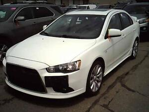 2009 Mitsubishi Lancer GTS (2.4L with Leather & Roof)