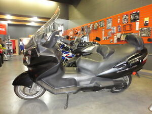 2007 SUZUKI BURGMAN 650 *BLOW OUT*