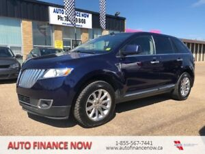 2011 Lincoln MKX AWD LOADED CHEAP PAYMENTS
