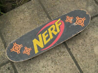 Nerf Junior Skateboard