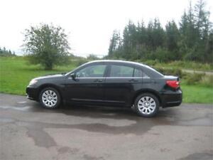 2013 Chrysler 200 LX