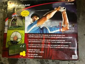 Sale pending - PPU - Orlimar Golf hitting net with chipping net