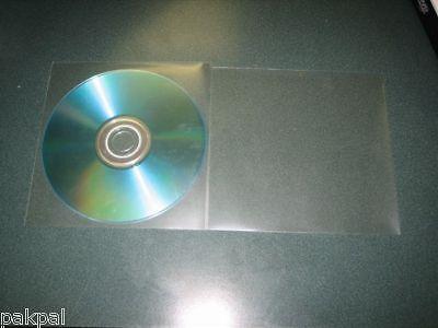 1000 New Clear Sturdy Pp Cd Dvd Sleeve6milpsp79