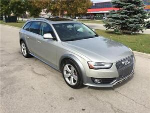 2013 AUDI ALLROAD QUATTRO*PANO ROOF*BLUTOOTH*NO ACCIDENTS