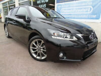 Lexus CT 200h 1.8 CVT 2013 Advance Hybrid Sat Nav P/X (Reduced 11695.00)