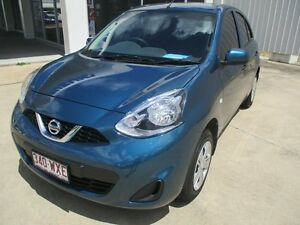 2016 Nissan Micra Blue Automatic Ayr Burdekin Area Preview