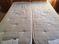Kingsize zip and link 5' bed