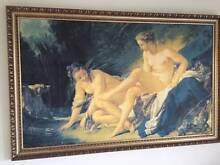 'Diana Leaving the Bath', Francois Boucher (1742) Printed canvas Longueville Lane Cove Area Preview