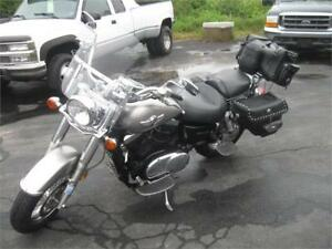 Powerful 2005 Kawasaki Vulcan Classic 1500. Will take trades.