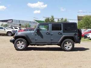 Low mileage 2014 Jeep Wrangler Unlimited Sport For Sale