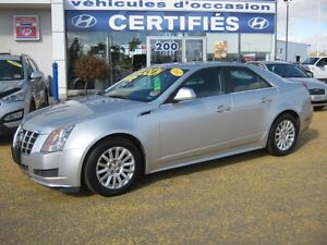 2012 Cadillac CTS Sedan AWD ** toit ouvrant panoramique **