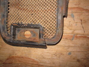 Volkswagen bus front grill assembly w/ screens. Peterborough Peterborough Area image 8