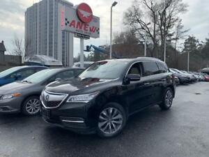 2014 Acura MDX Nav Pkg ~ 1 OWNER ~ 2 SETS OF TIRES AND RIMS