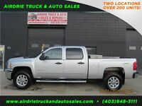 2011 Chevrolet Silverado 2500HD LT 4X4 Crew Cab Short Box