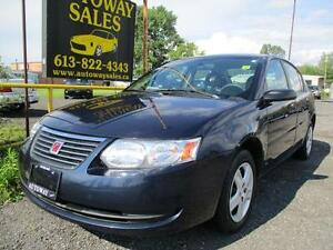 2007 Saturn ION FWD Manual