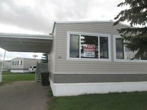 #123 Lloydminster Heritage Estates - Free Cable & WIFI Internet