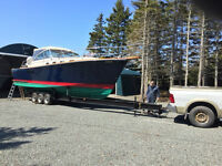Boat Trailer heavy duty