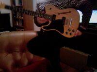 Fender Jim Adkins JA-90 Telecaster Thinline Natural Signature Guitar Right Handed