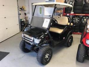 NO TAX EVENT! 2012 Club Car Precedent Alpha Body 48V Golf Cart