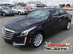 Cadillac CTS 2.0T AWD Cuir MAGS *Comme Neuf* 2016