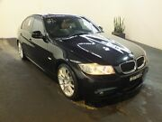 2011 BMW 320i E90 MY11 Lifestyle Black 6 Speed Steptronic Sedan Clemton Park Canterbury Area Preview