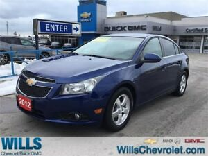 2012 Chevrolet Cruze 2LT | 4 NEW TIRES | BLUETOOTH