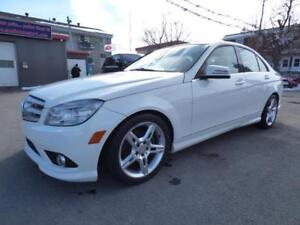 2010 MERCEDES=BENZ C250 4MATIC (TOIT, CUIR, BLUETOOTH, FULL!!!)
