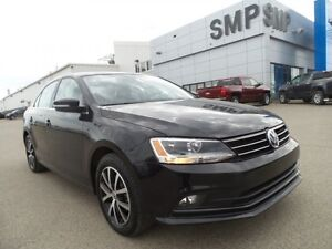 2016 Volkswagen Jetta Sedan Comfortline, heated seats, sunroof,
