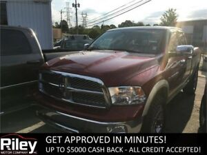2011 Ram 1500 Laramie STARTING AT $229.75 BI-WEEKLY