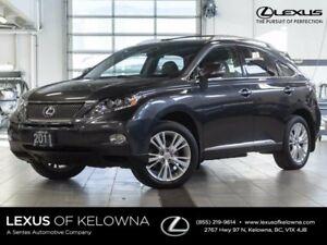 2011 Lexus RX 450h Ultra Premium 1 w/Mark Levinson Audio