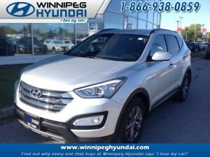 2013 Hyundai Santa Fe Sport 2.4L AWD Premium No Accidents