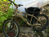 Devinci Hucker NEEDS TO GO.  Make an offer
